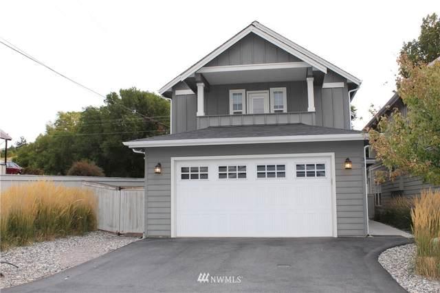2452 NW Columbia Avenue #33, East Wenatchee, WA 98802 (#1852338) :: Northern Key Team