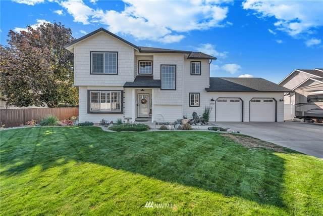 2463 Plateau Drive, East Wenatchee, WA 98802 (#1852699) :: Lucas Pinto Real Estate Group