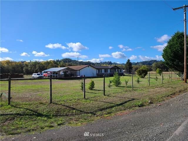 77 Williams Creek Road, Oakville, WA 98568 (#1853632) :: Keller Williams Western Realty