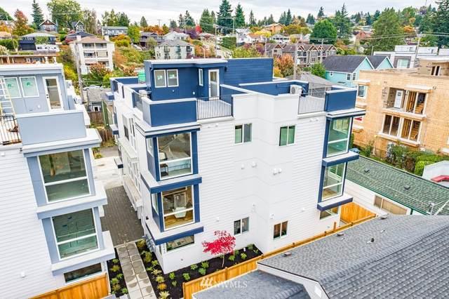 6038 B 41st Avenue SW, Seattle, WA 98136 (#1854275) :: Provost Team | Coldwell Banker Walla Walla