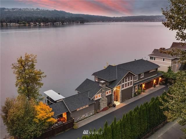 4041 E Lake Sammamish Shore Lane SE, Sammamish, WA 98075 (MLS #1855746) :: Reuben Bray Homes