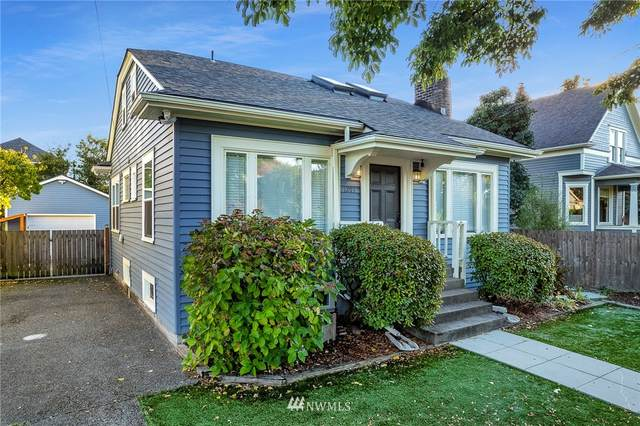 1207 NE 70th Street, Seattle, WA 98115 (#1856260) :: NW Homeseekers