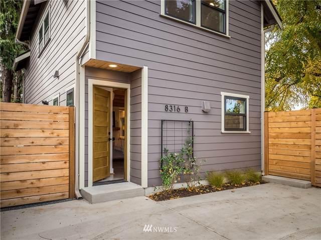 8316 30th Avenue NW B, Seattle, WA 98117 (#1856283) :: McAuley Homes
