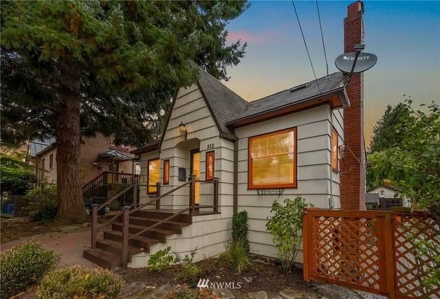 812 NW 83rd Street, Seattle, WA 98117 (#1857818) :: Pickett Street Properties