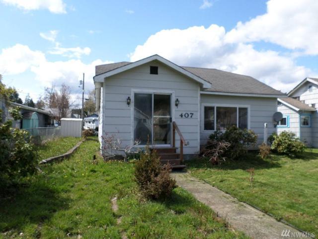 407 Morse St, Ryderwood, WA 98581 (#1045066) :: Ben Kinney Real Estate Team