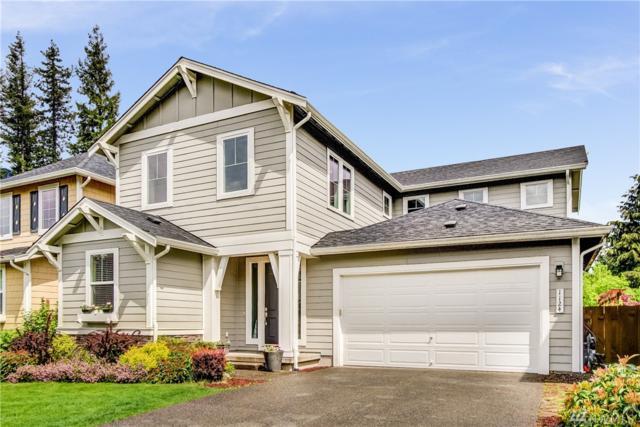 1124 Salish Ave SE, North Bend, WA 98045 (#1124381) :: Ben Kinney Real Estate Team