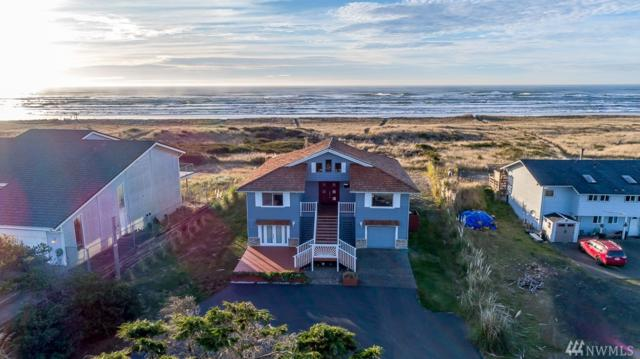 1903 S Ocean Way, Westport, WA 98595 (#1133065) :: Homes on the Sound