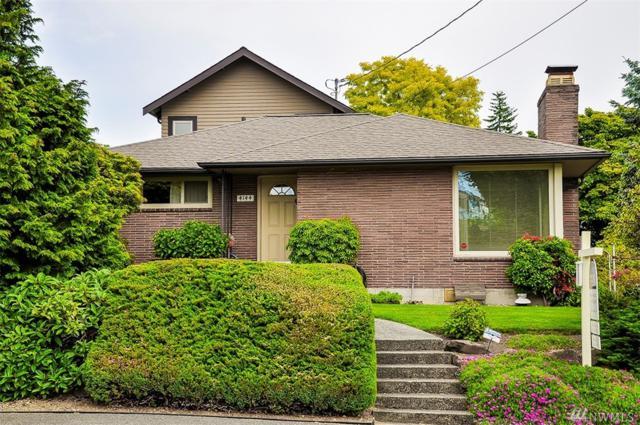 4144 55th Ave SW, Seattle, WA 98116 (#1134092) :: Ben Kinney Real Estate Team