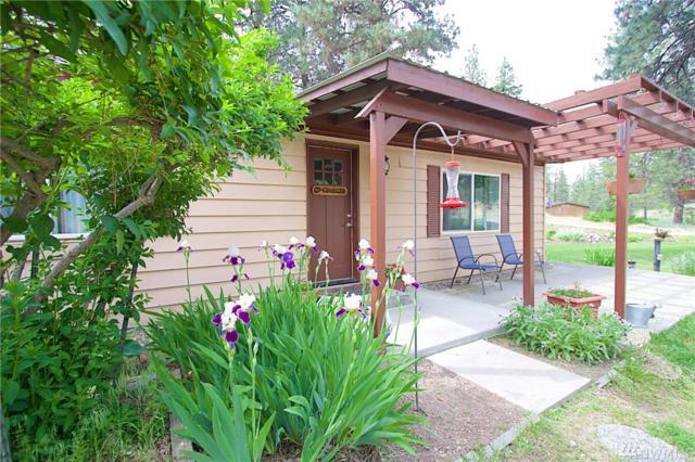 7 Mountain View, Tonasket, WA 98855 (#1135763) :: Real Estate Solutions Group