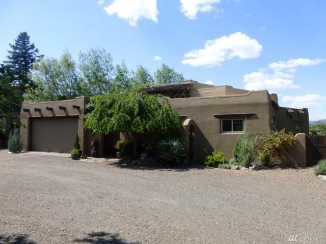 2 Windmill  Mountain Rd, Oroville, WA 98844 (#1138282) :: Ben Kinney Real Estate Team