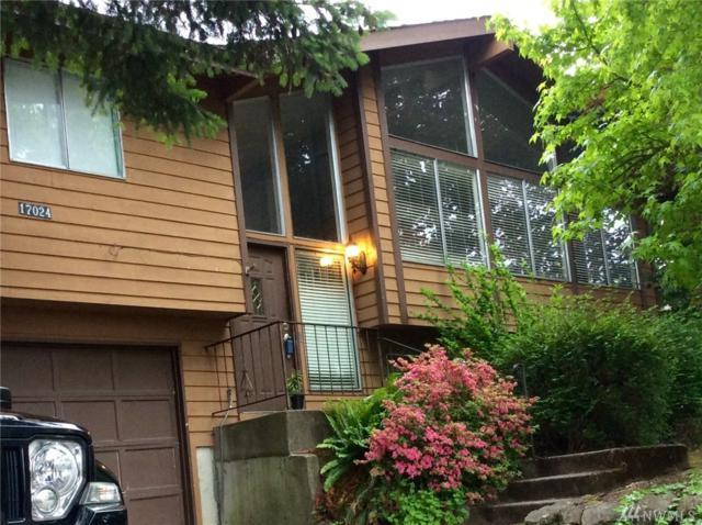 17024 SE 156th Ave SE, Renton, WA 98058 (#1141637) :: Ben Kinney Real Estate Team