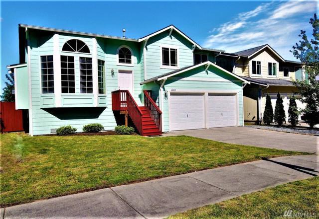 6802 81st Dr NE, Marysville, WA 98270 (#1149144) :: Ben Kinney Real Estate Team