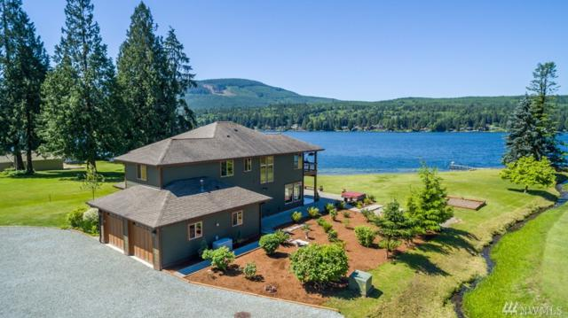 593 E Lake Samish, Bellingham, WA 98229 (#1150587) :: Homes on the Sound