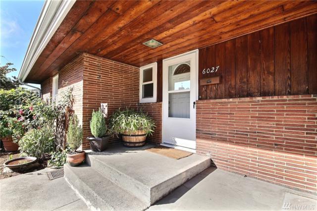 6027 36th Ave SW, Seattle, WA 98126 (#1192859) :: Ben Kinney Real Estate Team