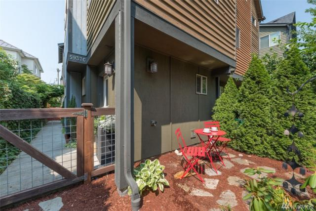 5937 California Ave SW C, Seattle, WA 98136 (#1194057) :: The Deol Group