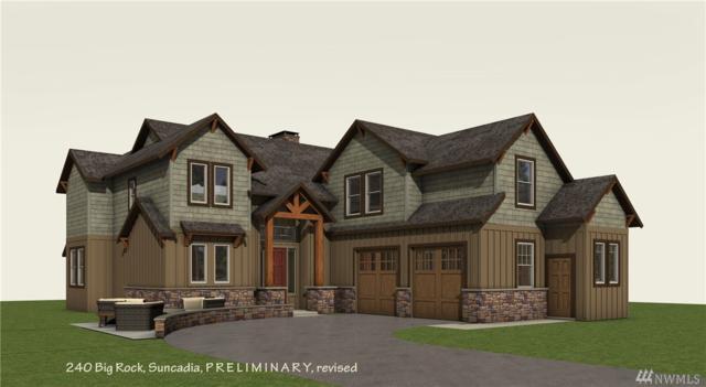 240 Big Rock Lane, Cle Elum, WA 98922 (#1207257) :: Ben Kinney Real Estate Team