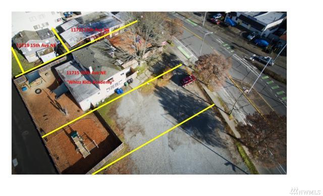 11715-11721 15th Ave NE, Seattle, WA 98125 (#1222081) :: Pickett Street Properties