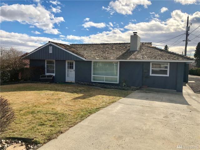 804 Roosevelt Blvd, Ephrata, WA 98823 (#1229042) :: Homes on the Sound