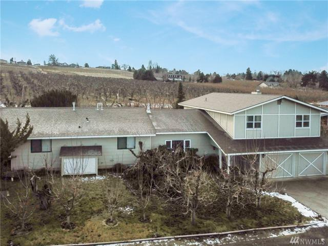 1207 Pecks Canyon Rd, Yakima, WA 98908 (#1236436) :: Homes on the Sound