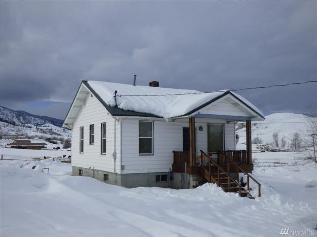 453-A Pine Creek Rd, Tonasket, WA 98855 (#1237487) :: Homes on the Sound