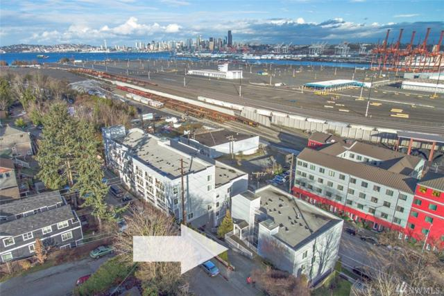 3318 30th Ave SW A203, Seattle, WA 98126 (#1239502) :: Homes on the Sound
