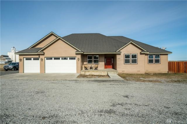 605 E Poplar St, Waterville, WA 98858 (#1239531) :: Homes on the Sound