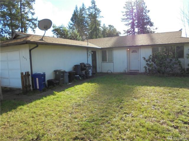 443 E Fir St, Shelton, WA 98584 (#1240397) :: Homes on the Sound