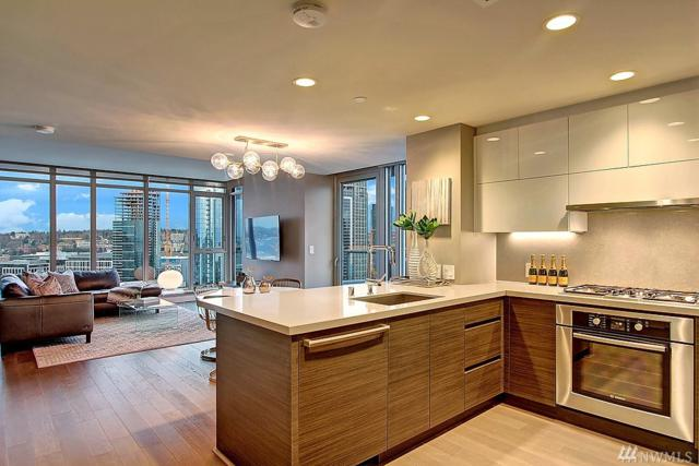 588 Bell St 2203S, Seattle, WA 98121 (#1240629) :: The DiBello Real Estate Group