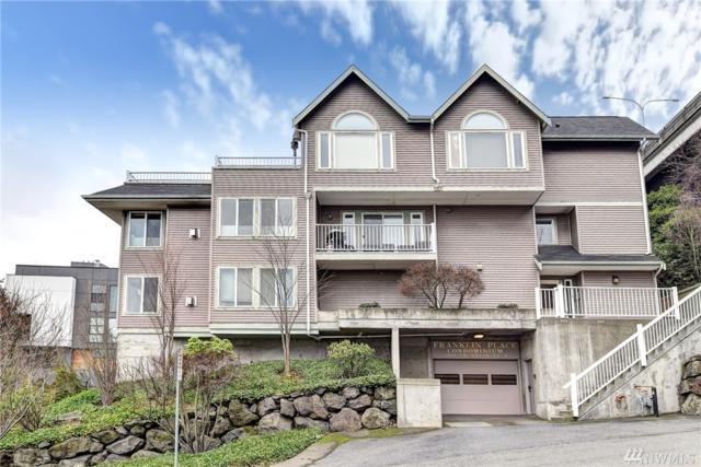1906 Franklin Place E #202, Seattle, WA 98102 (#1242571) :: Homes on the Sound