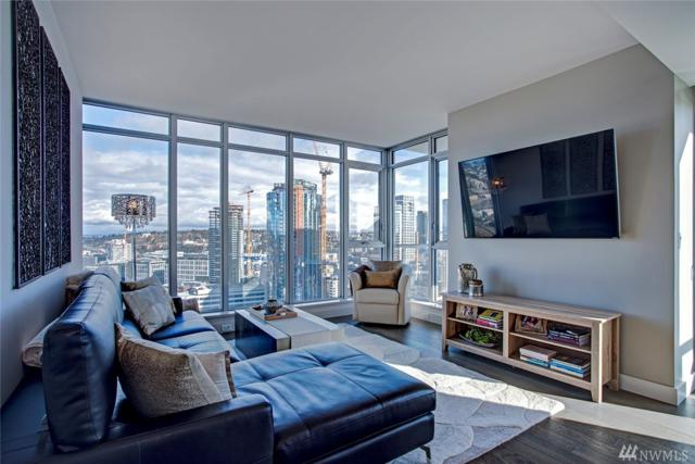 588 Bell St 2603S, Seattle, WA 98121 (#1242924) :: Kwasi Bowie and Associates