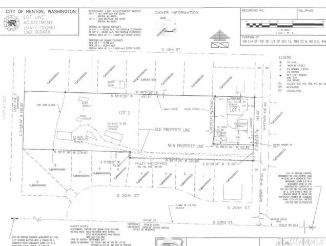 1925 Shattuck Ave S, Renton, WA 98055 (#1256018) :: The DiBello Real Estate Group
