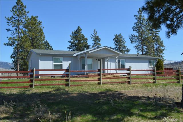 1213 Tunk Creek Rd, Riverside, WA 98849 (#1262916) :: Homes on the Sound