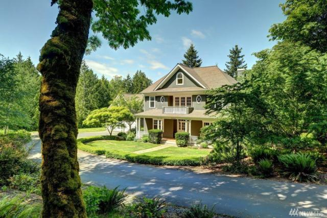 10242 NE Barkentine Rd, Bainbridge Island, WA 98110 (#1266667) :: Real Estate Solutions Group