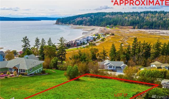 0 Lot 17 Bay Vista Lane, Camano Island, WA 98282 (#1267467) :: Keller Williams Realty Greater Seattle