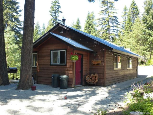 2481 Big Horn Wy, Cle Elum, WA 98922 (#1273980) :: Real Estate Solutions Group