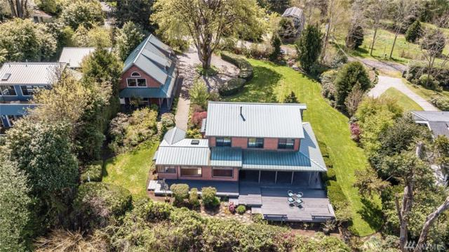7332 SW Maury Park Road, Vashon, WA 98070 (#1278388) :: Homes on the Sound