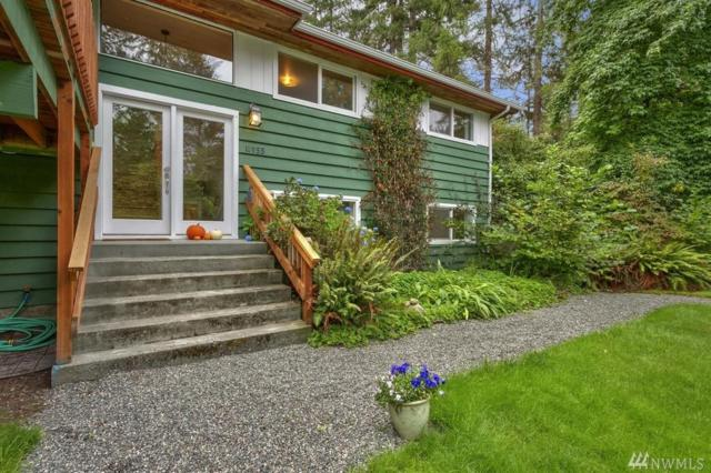 11955 Manzanita Lane NE, Bainbridge Island, WA 98110 (#1282626) :: Kimberly Gartland Group