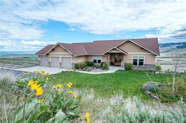 440 Ridge Rd, Ellensburg, WA 98926 (#1282950) :: Homes on the Sound