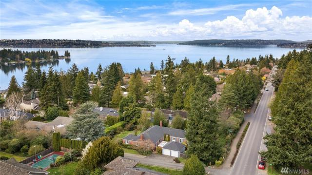 3805 92nd Ave NE, Yarrow Point, WA 98004 (#1283372) :: Ben Kinney Real Estate Team