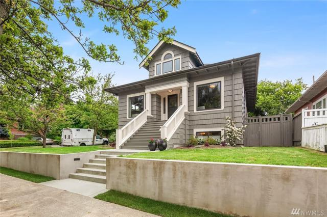 8056 12th Ave NW, Seattle, WA 98117 (#1289933) :: Real Estate Solutions Group