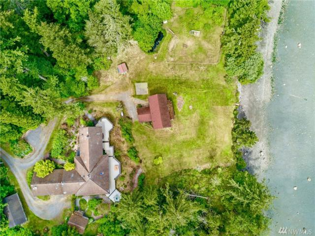 378 Smugglers Cove Rd, Shaw Island, WA 98286 (#1290811) :: Crutcher Dennis - My Puget Sound Homes