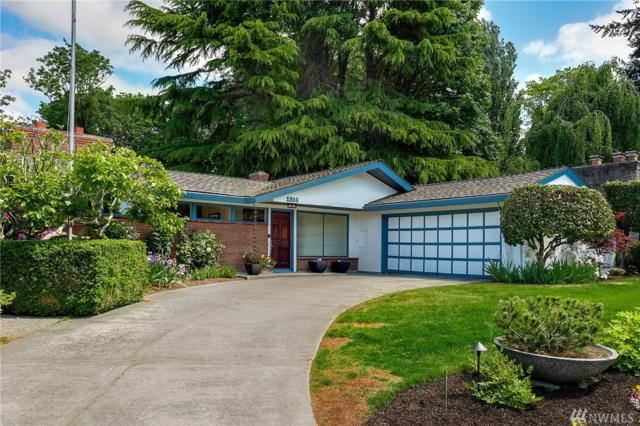 1814 NW Blue Ridge Dr, Seattle, WA 98177 (#1293261) :: Homes on the Sound