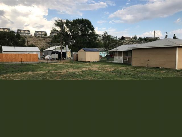 1230 Cottage St SE, Ephrata, WA 98823 (#1296259) :: Kwasi Bowie and Associates