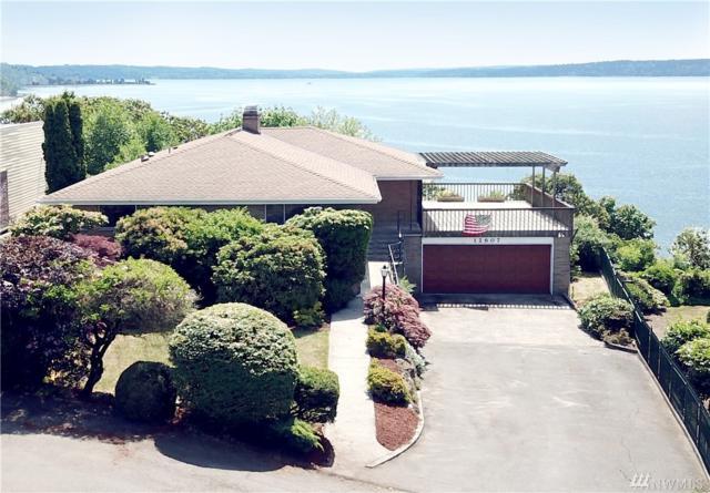 12607 Shorewood Dr SW, Burien, WA 98146 (#1302061) :: The DiBello Real Estate Group