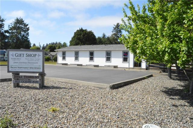 802 W Ocean Ave, Westport, WA 98595 (#1304004) :: Keller Williams - Shook Home Group