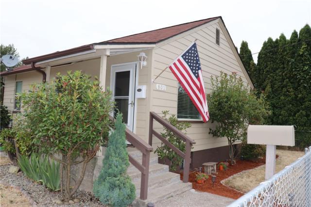 801 N 6th Ave, Kelso, WA 98626 (#1318795) :: Keller Williams - Shook Home Group
