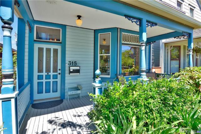 315-N K St, Tacoma, WA 98403 (#1323275) :: Homes on the Sound