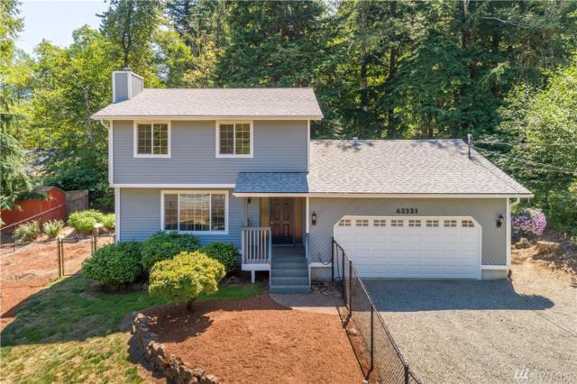 42321 SE 171st St, North Bend, WA 98045 (#1324424) :: Homes on the Sound