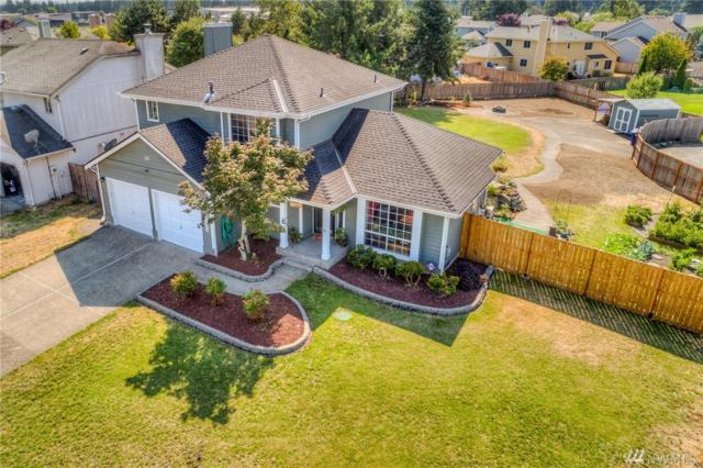 21502 41st Ave E, Spanaway, WA 98387 (#1333344) :: Homes on the Sound