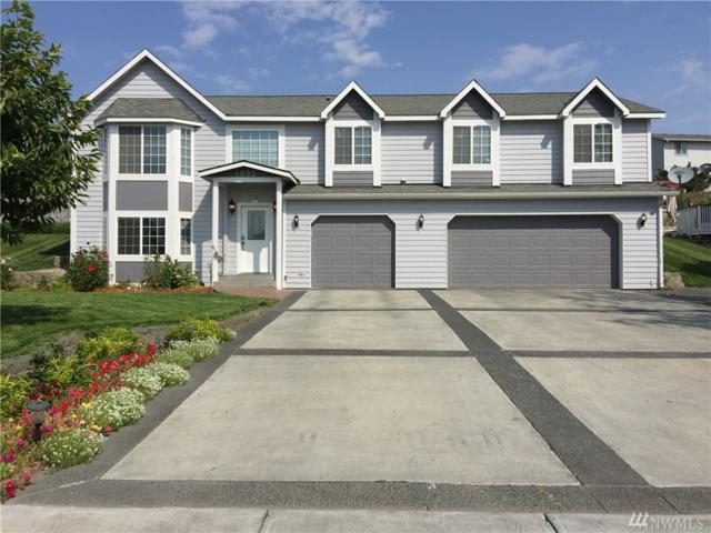 1032 W Edgewater Lane, Moses Lake, WA 98837 (#1337137) :: Homes on the Sound